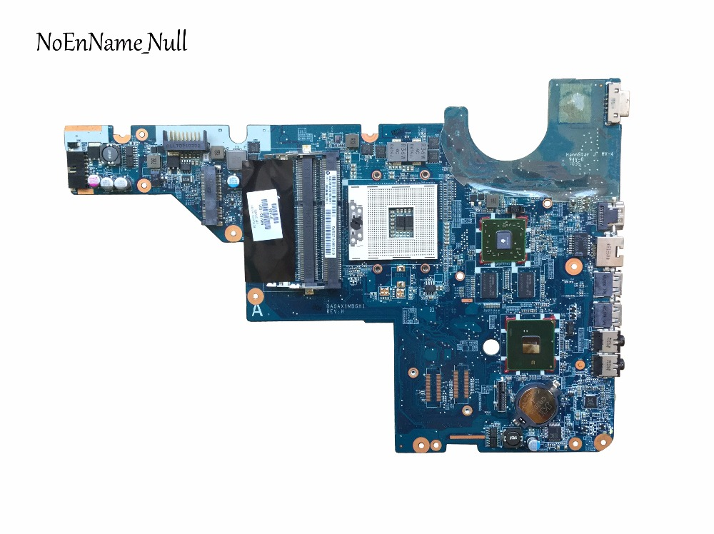 595183-001 For HP Motherboard CQ42 G42 G62 CQ62 Laptop Motherboard DAOAX1MB6F0 DA0AX1MB6H0 100% Fully Tested