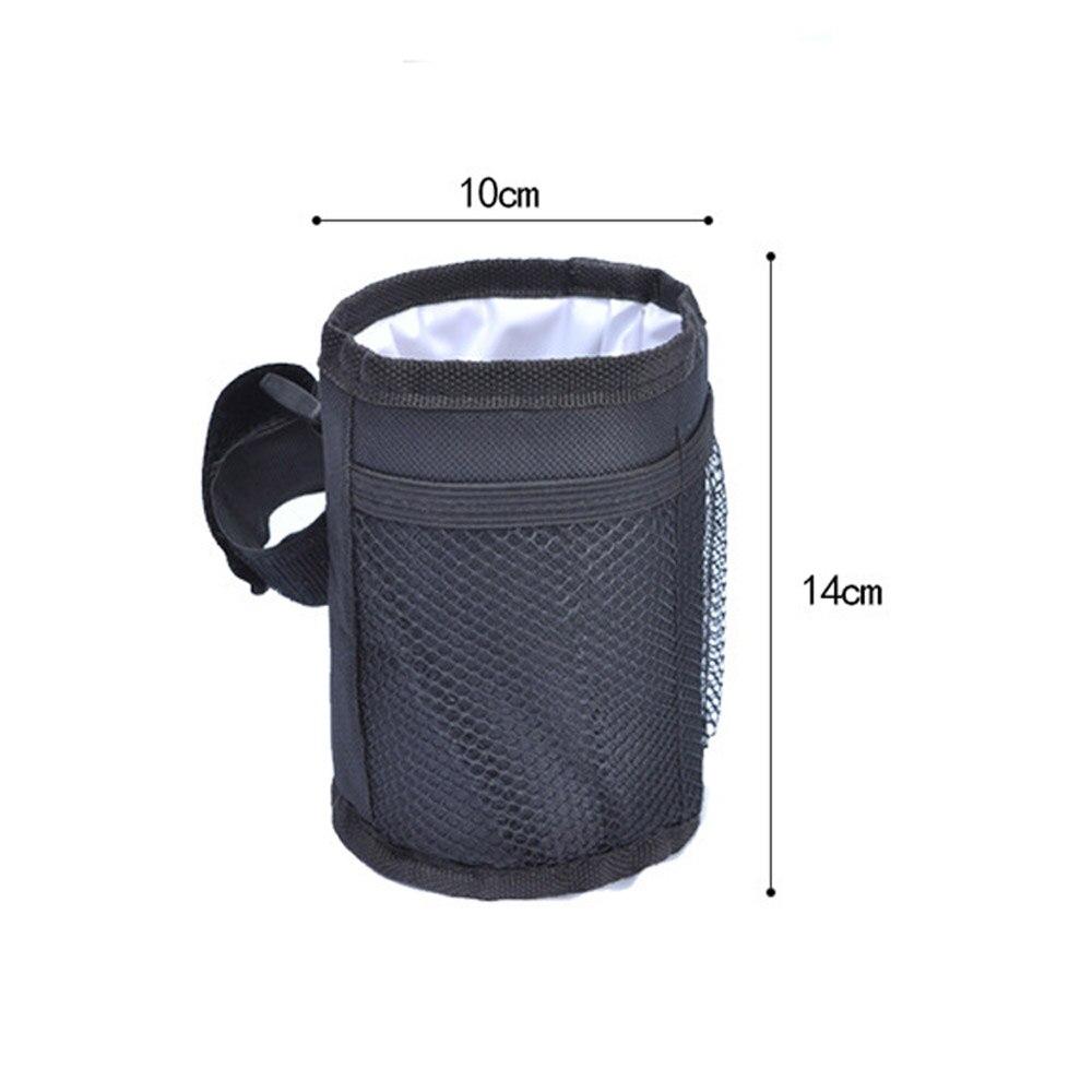 Baby Stroller Accessories Universal Baby Cart Warmer Cup Holder For Pram Adjustable Kids Milk Nursing Bottle Shelf Dropshipping