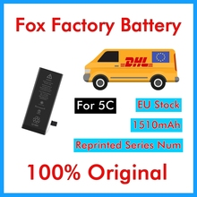 BMT original 10pcs/lot Quality AAA 0 zero cycle 1510mAh 3.7V Battery for iPhone 5C replacement BMTI5C0BTAAA
