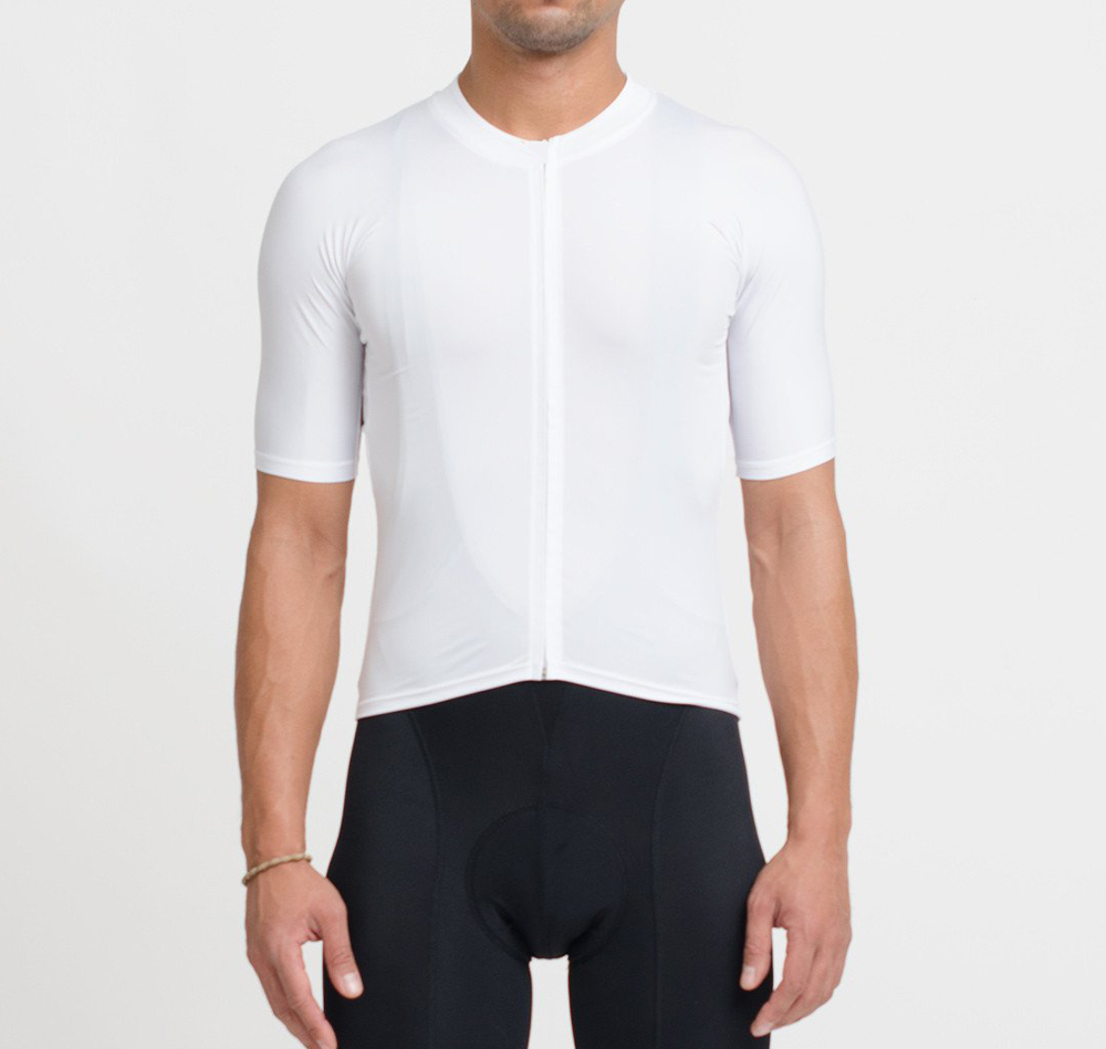 MIMRAPRO Bicycle-Clothing Cycling-Jersey Race-Fit SUMMER Club White Full Pro-Team High-Quality