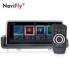 Navifly 10,25 «ips экран 2 Гб Оперативная память 32 GB Встроенная память Android 7,1 автомобиль радио Мультимедиа плейер для BMW 3 серии E90 E91 E92 E93 gps WI-FI BT