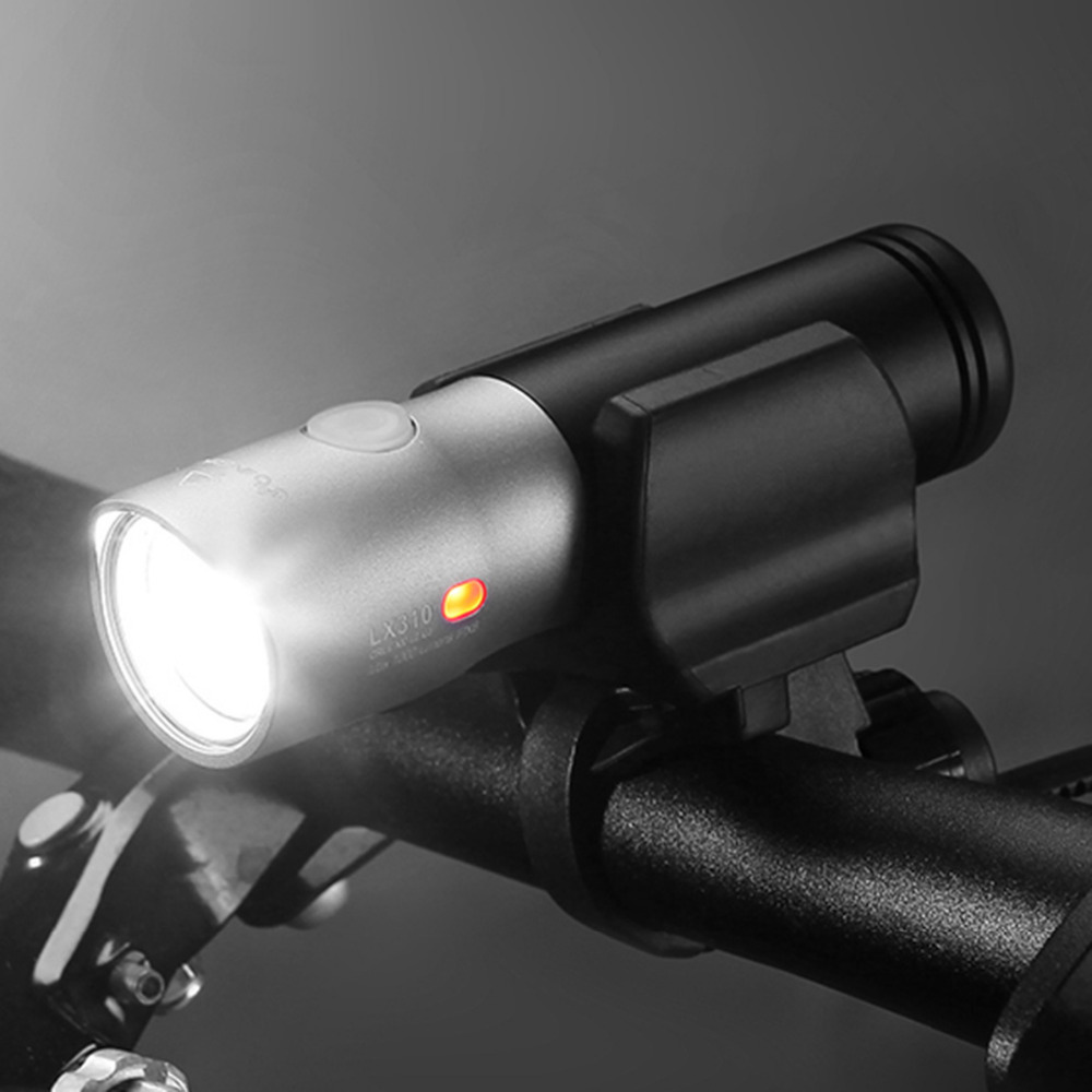INBIKE Bicycle Light Waterproof USB Rechargeable front bike light safety powerful led road mtb mountain flashlight Headlight bicycle light waterproof multi function 2 t6 front light usb charging bicycle lamp bike headlight light flashlight torch