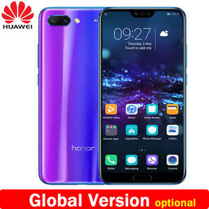 Huawei Honor10 Honor 10 5.84 inch 2280x1080 p android 8.1 battery