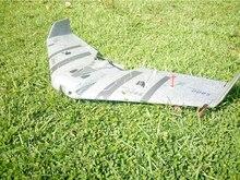 Réptil s800 v2 céu sombra 820mm wingspan cinza fpv epp voar asa piloto rc avião kit/pnp