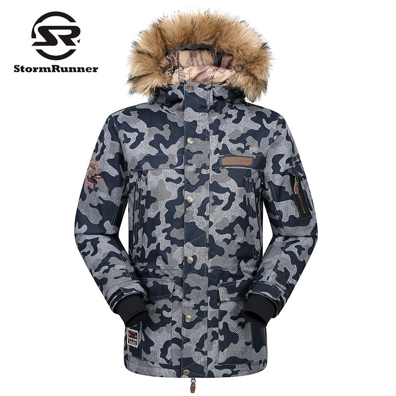 StormRunner Brand Ski Jacket Women Windproof Waterproof Warm Winter Jackets Outdoor Sport Snow Coat Skiing Snowboarding Clothing