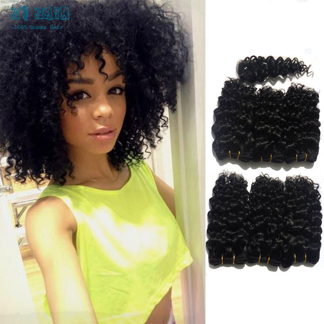 Short Deep Curly Weave Best Short Hair Styles