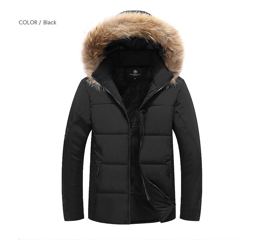 puffer jacket men