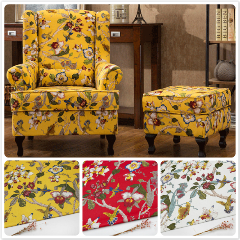 Fabric For Diy Patchwork Table Cloth