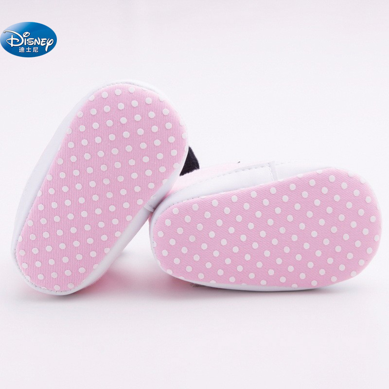 Disney Princess Shoes Toddler Newborn Pink Mickey Baby-Girls Minnie Cartoon Children