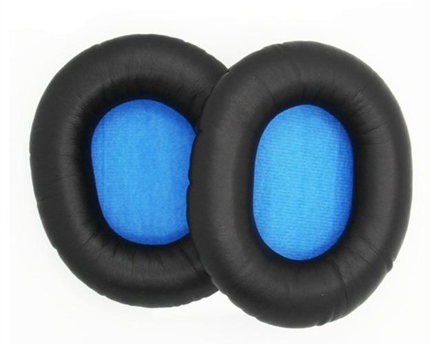 remplacement oreillettes coussin coussinets mousse housse de coussin tasses pieces de rechange pour sennheiser hd8 dj