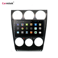 Car Radio Android Multimedia For Mazda 6 2006 2015 Chrome GPS Navigation Stereo Radio