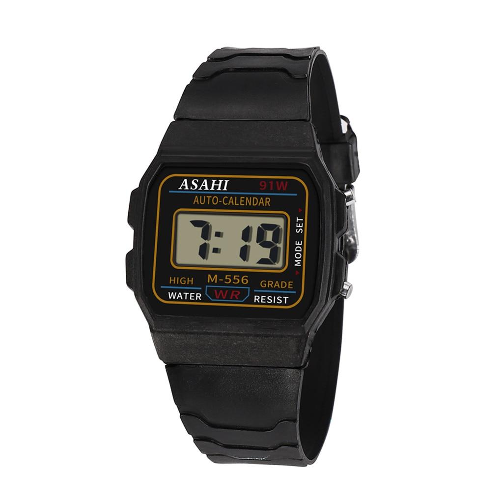 Watches Luxury Children Analog Digital Sport Led Waterproof Wrist Watch New Wrist Watch Women Clock Reloj