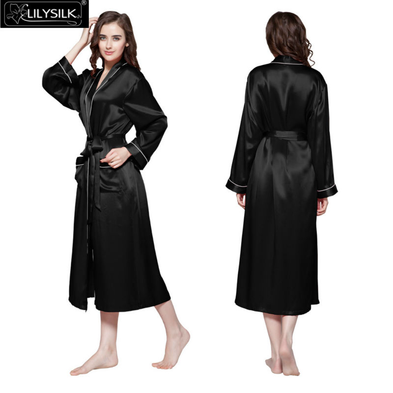1000-black-22-momme-contra-trim-and-full-length-silk-dressing-gown