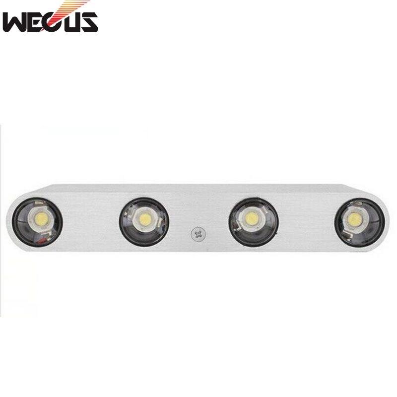 Lâmpadas de Parede tijolo-lâmpada de parede, ac90-265v 8 Área de Iluminação : Medidores 5-10square