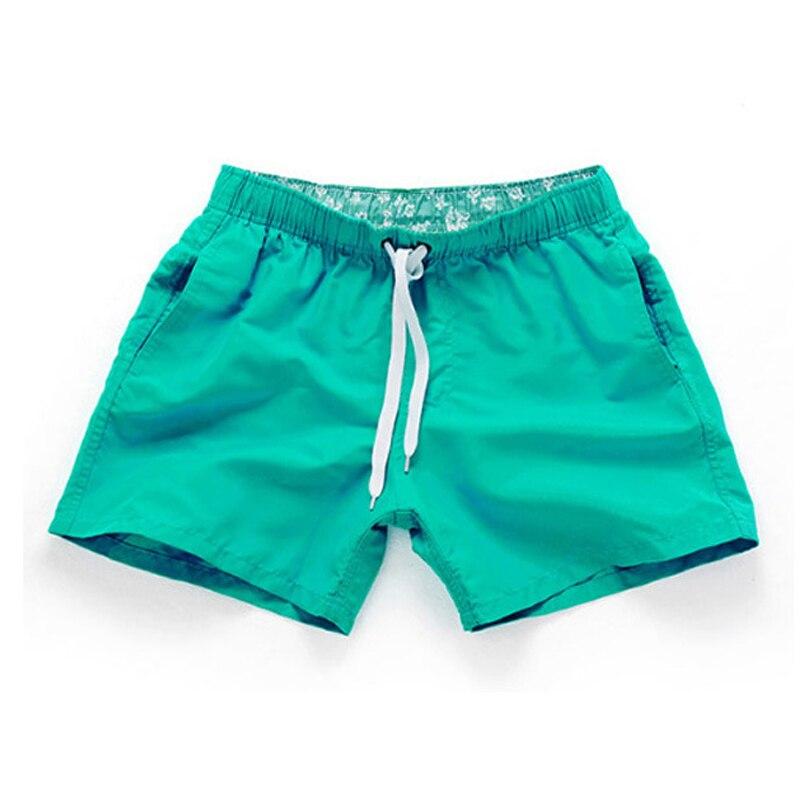 2017 Sommer Mens Strand Shorts Bonbonfarben Marke Printed Boardshort Bermuda Masculina Heißer Verkauf Asien Größe S-3xl