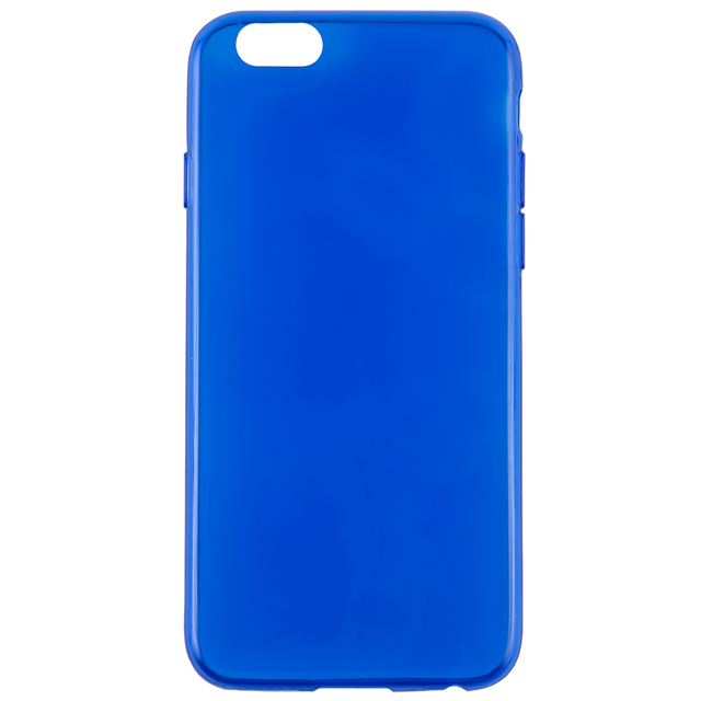 """Чехол-накладка iBox Crystal для iPhone 6/6S (4.7"""") (синий)"""