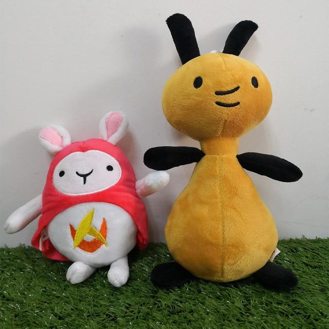 Caliente Bing Sula Flop Pando caliente conejito conejo elefante animales de peluche de felpa de juguete para niños niñas Navidad sorpresa regalos