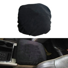 Hot Sale Solid Black Center Armrest Console Cover Pad for Dodge Ram 1500 2500 3500 4500 5500 Pickup Trucks 1993-2016