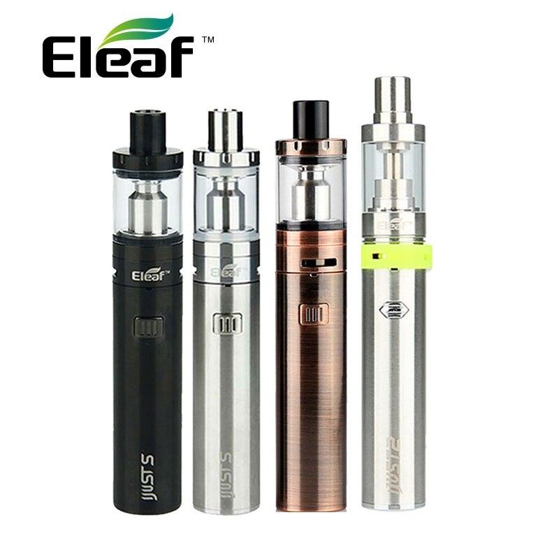 Original Eleaf iJust S Kit 3000 mah iJusts Batterie e elektronische zigarette Vs Nur iJust 2 Kit e-cig vape Stift Kit vs Stick Prinz