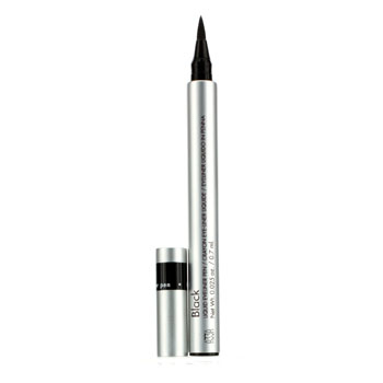 Liquid Eyeliner Pen - Black - 0.7ml/0.025oz free shipping 3 pp eyeliner liquid empty pipe pointed thin liquid eyeliner colour makeup tools lfrosted purple