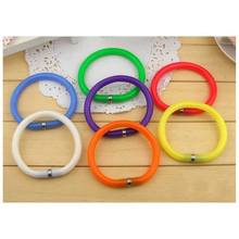 12 Pcs Cute Cool Candy Color Bracelets Personalized Promotional Gel Ink Pens Office School Supplies Students Children Gift