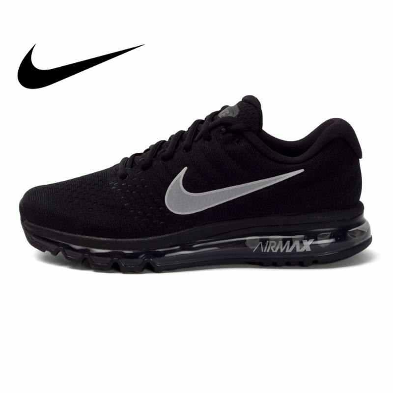 Original NIKE AIR MAX Men Low cut Running Shoes Walking