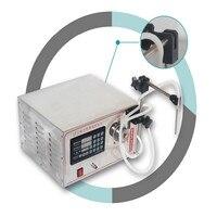 220V Digital Control Commercial Automatic Liquid Filling Machine Magnetic Pump Liquid Filling Machine With English Botton