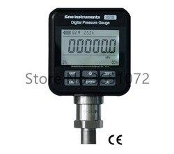 HS108 manometr cyfrowy manometr z zakresem ciśnienia 0-2500bar dokładność 0.1% F.S