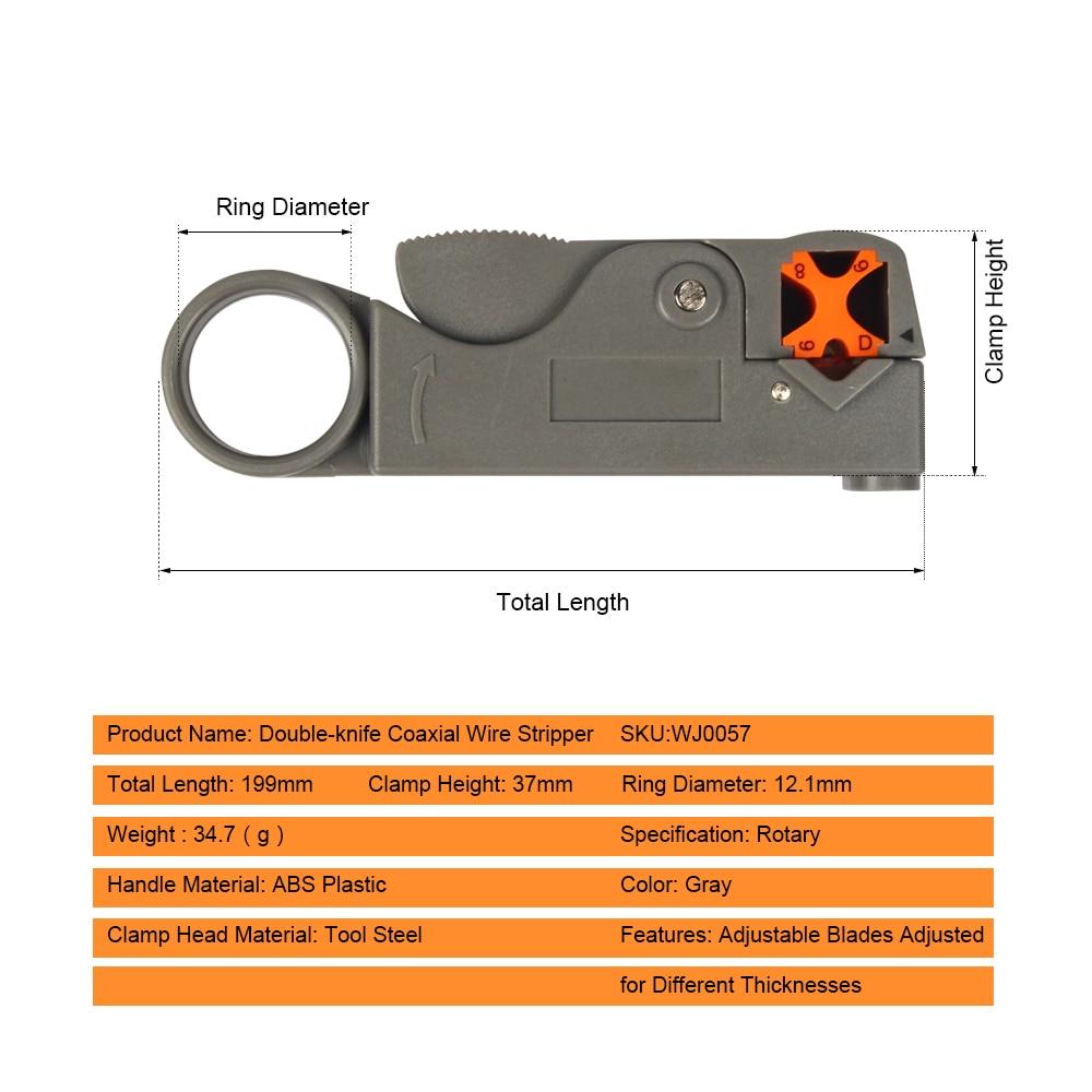 JelBo Automatische striptang Multifunctionele draadstripper Stripper - Handgereedschap - Foto 2