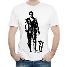 Mad Max T-Shirt Casual Mens Fashion Short Sleeve Movie T-shirt Tops Tees tshirt White Color T Shirt For Unisex