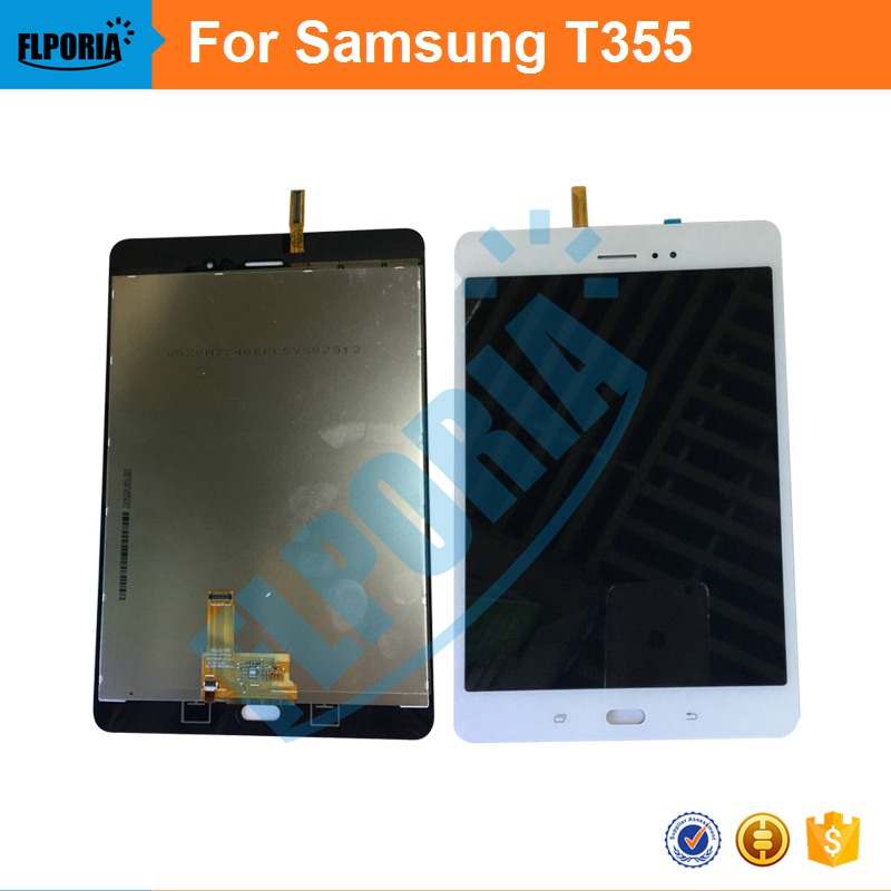 For Sumsung GALAXY Tab A 8.0 T355 LCD Display Panel With Touch Screen Digitizer Assembly Original Replacement Parts Tablet LCD 6870s 1925b 6870s 1926b lcd panel pcb parts a pair page 2