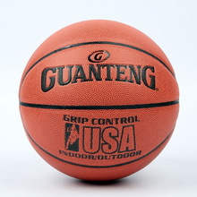 2019 Basketball Ball Leather High Quality Genuine Molten PU Material Size 7 Basketball with Net Pocket + gas needle W668