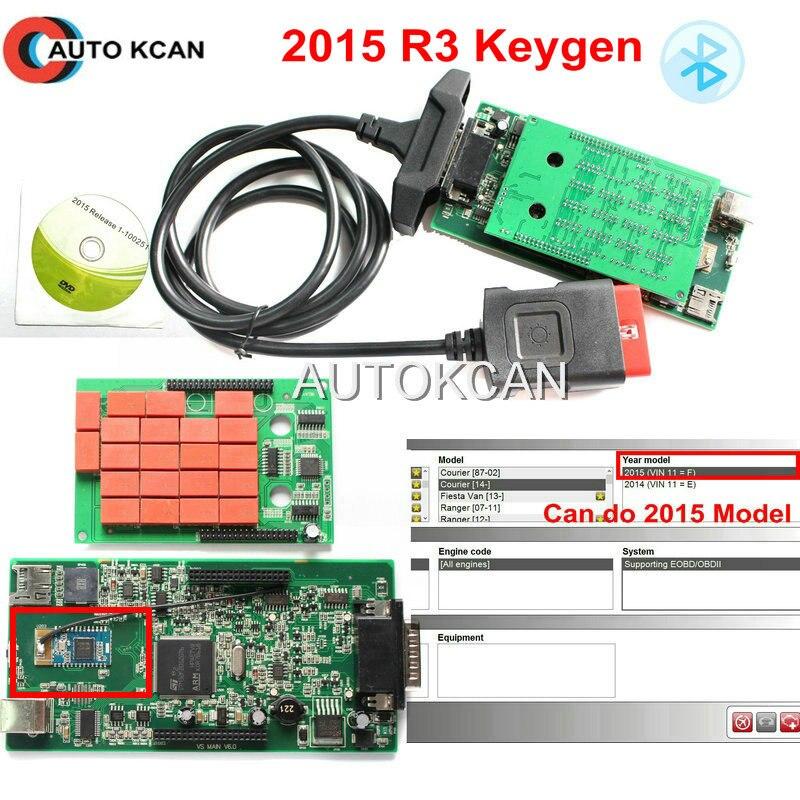 Prix pour 2015. R3 keygen Bluetooth TCS CDP cdp oki multdiag pro De Diagnostic Scanner Outil OBD2 Voitures/TURCKs Tcs cdp livraison gratuite