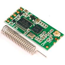 1PCS HC-11 433MHz Wireless RF Serial UART Module CC1101 5V 3V AT command