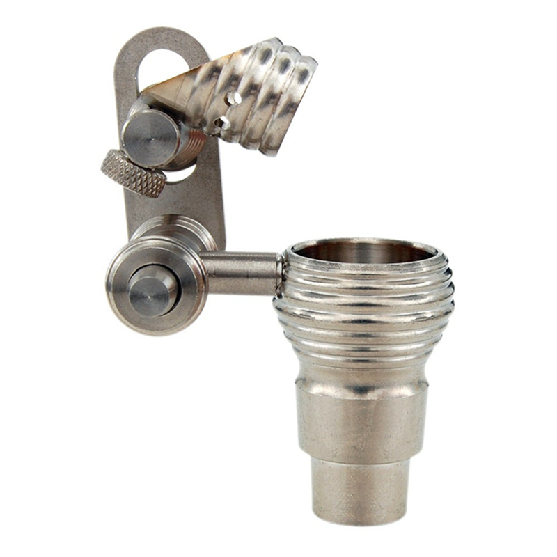 Smoking Dogo Wholesale High Quality G2 Male Titanium Honey Bucket Universal 14.4mm 18.8mm Joint