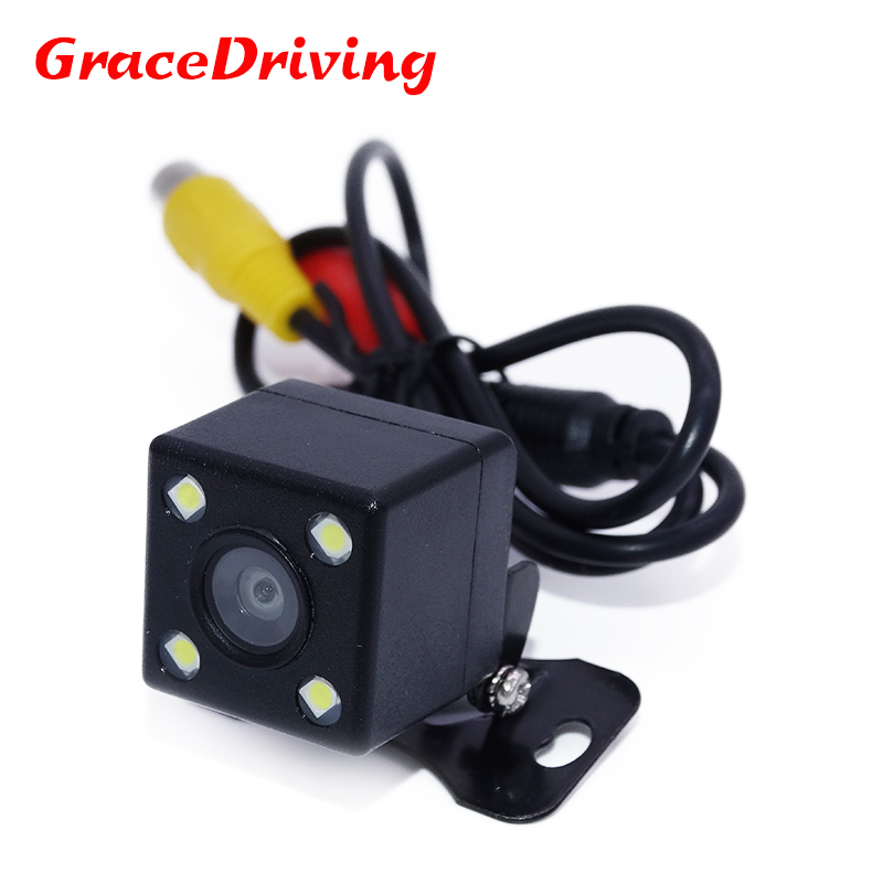 Rearview Camera 100% waterproof reverse parking camera,CCD,170 degree wide angle,Colorful night vision camera