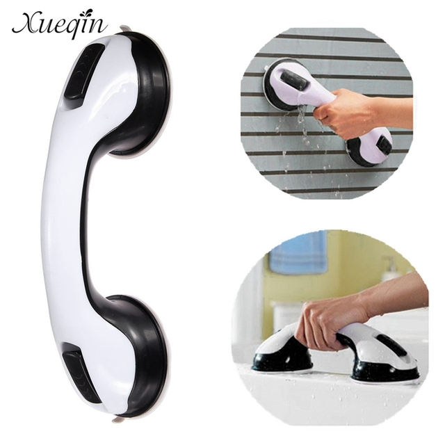 Xueqin Bathroom Shower Room Safety Toilet Grab Bar Handle Suction ...