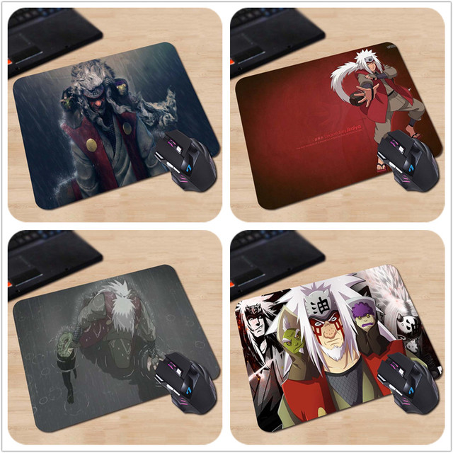 babaite cool jiraiya sage mode in comics naruto personalized mouse