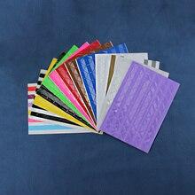 1 Sheet=102 pcs Instax Mini High Hand-made Material Album Decor Sticker Retro Pvc Photo Corner