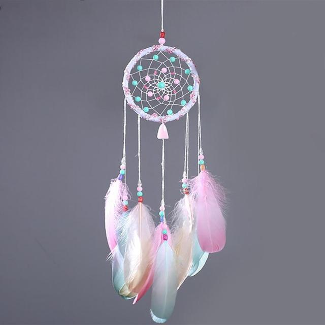 Bright Feather Dreamcatcher