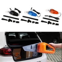 Car Styling 12V 150W Portable 6 In 1 Handheld Car Vacuum Cleaner Wet Dry Dust W