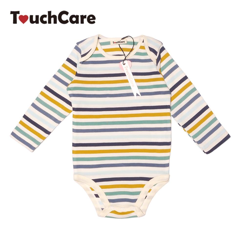 ̀ •́ 5 unids/lote 0 M-24 m bebé Niños Niñas longsleeve del mameluco ...