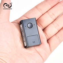 ChonChow Mini GSM GPRS Tracker Real Time Listen Micro GPS Tracker for Children Vehicle Car Quad-band GSM Controller Alarm
