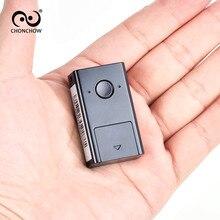 Chonchow Мини GSM GPRS трекер реального времени слушать Micro GPS трекер для детей автомобиля Quad-band gsm контроллер сигнал тревоги