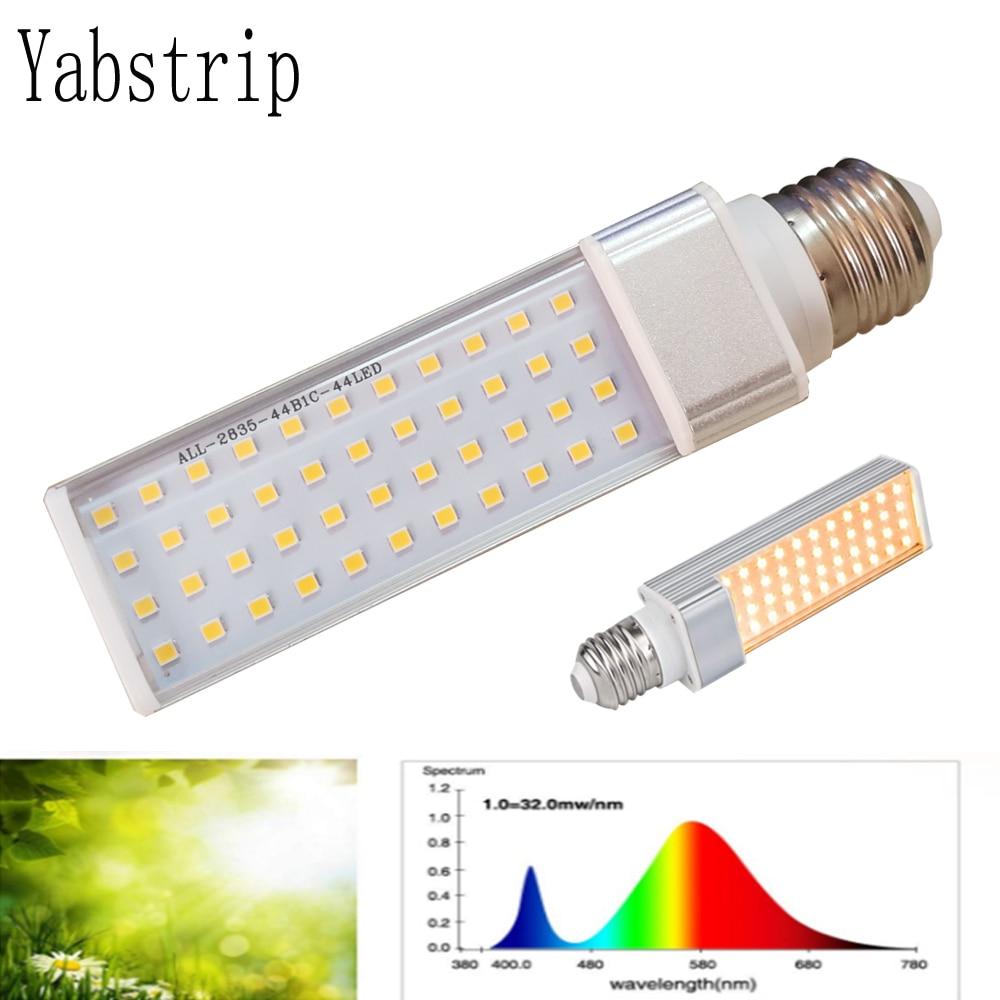 Full Spectrum Led Grow Light Bulb E27 220V UV IR Led Growing Lamp For Indoor Hydroponics Flowers Plants Vegetables Fitolampy