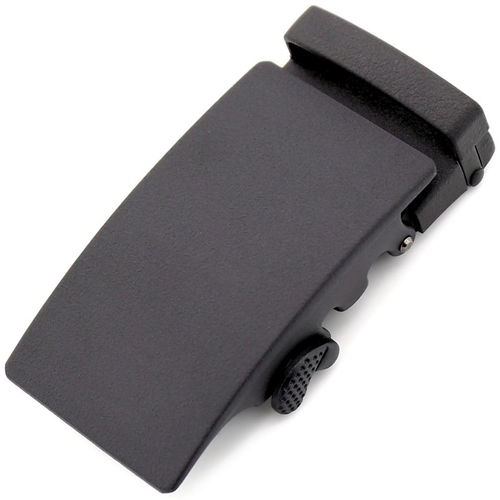 3.5cm Automatic Belts Buckle Mens Belts Luxury Genuine Leather Belt Head Buckles CE25-0711