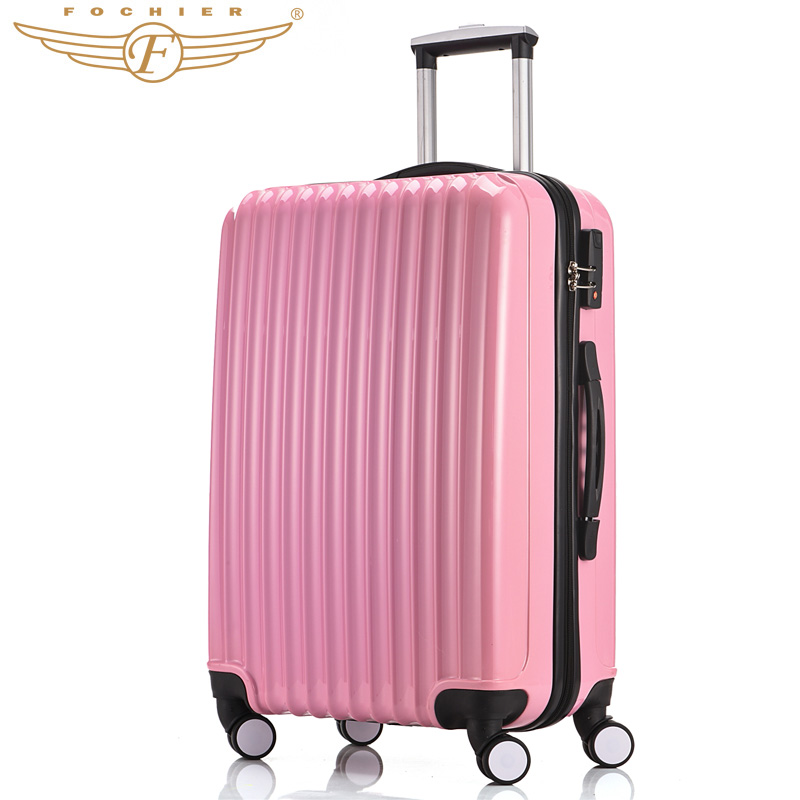 Pink Lightweight Luggage Promotion-Shop for Promotional Pink ...