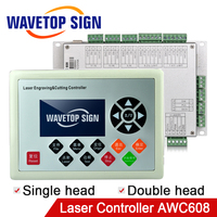 Trocen Laser Machine Control Card AWC608 CO2 Laser Controller use for Laser Cutter and Laser Engraving Machine
