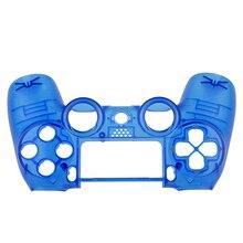 Top Transparan Batal Kasus Untuk Sony Playstation 4 PS4 Shell Mod Kit Untuk PS4 JDM001 pengiriman gratis