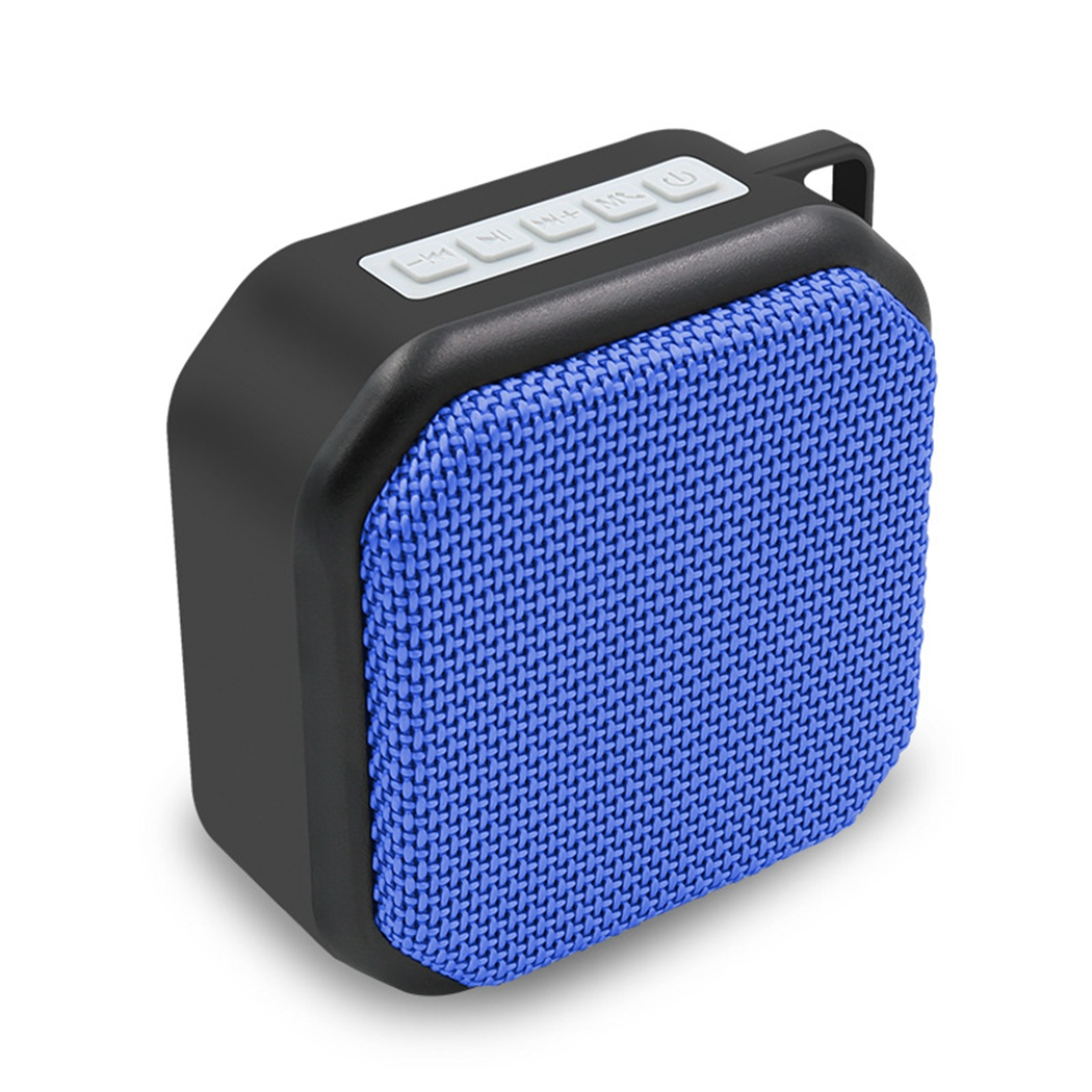 Bluetooth Lautsprecher Outdoor Us 20 66 Bluetooth Lautsprecher Box Boombox Mini Square Potable Bluetooth Speakers High Quality Solid Color Outdoor Stereo Speaker In Portable
